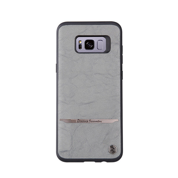 Samsung Galaxy S8 & S8 Plus Elegant PU Leather Case