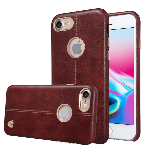 iPhone 8 & 8 Plus Case Vintage Leather