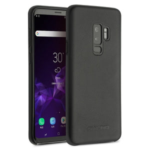 Galaxy S9 Case Genuine Leather Ultra Thin