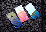 iPhone 6 & 6S Luxury Aurora Gradient Color Transparent Case