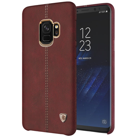 Galaxy S9 Case Vintage Leather