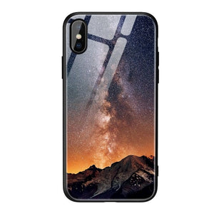 iPhone Case Luxury Star Space Cover