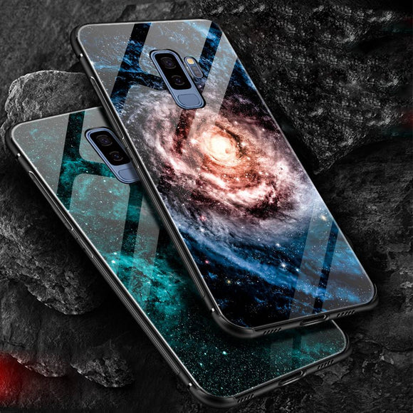 Galaxy Case Luxury Star Space Cover
