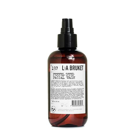 L:A BRUKET 187 FENNEL SEED FACIAL WASH 潔面