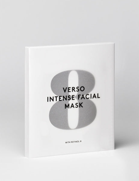 VERSO N°8 MASK - INTENSE FACIAL MASK 面膜
