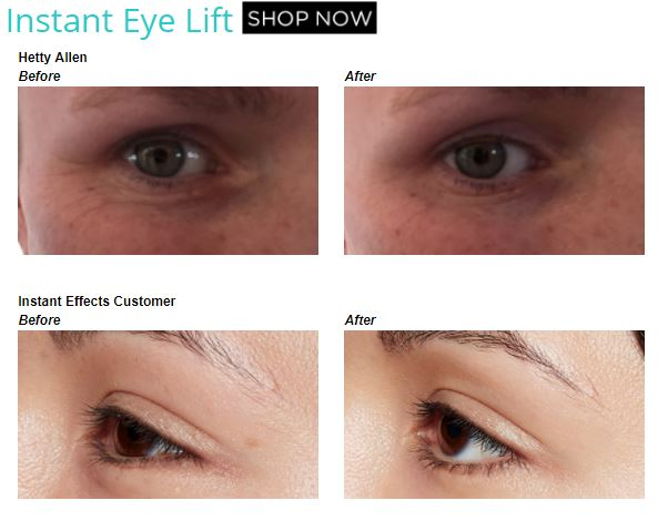 instant effects eye lift的圖片搜尋結果