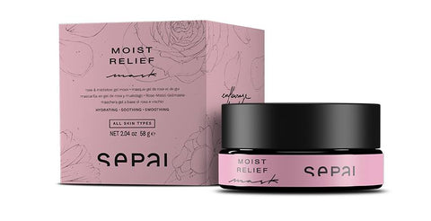 SEPAI MOIST RELIEF HYDRATING MASK