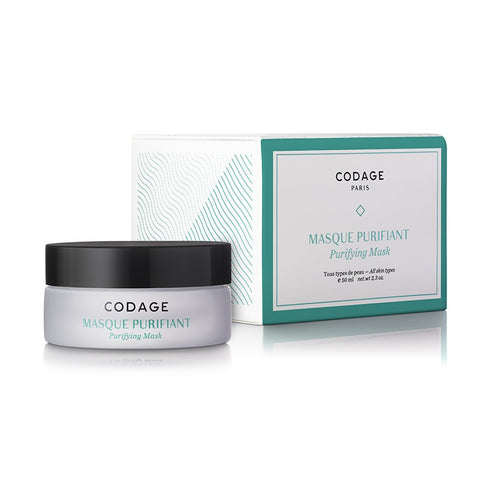 CODAGE PURIFYING MASK 排毒控油面膜