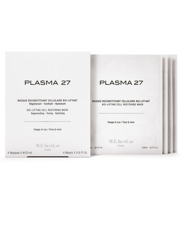 COSMETICS 27 - Plasma27 BIO-LIFTING CELL RESTORING MASK 細胞提升面膜