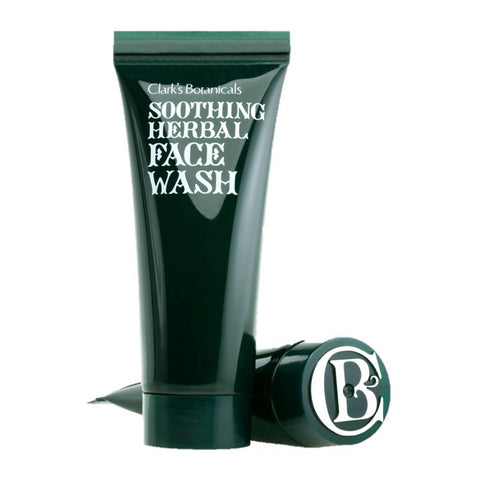 Clark's Botanicals Soothing Herbal Face Wash 舒緩草本潔膚啫喱