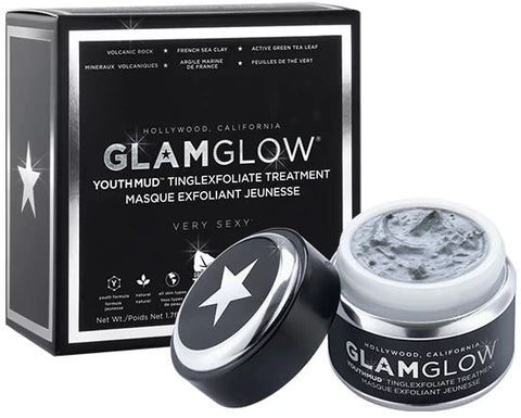 GLAMGLOW - YOUTHMUD® TINGLEXFOLIATE TREATMENT 逆齡煥采面膜