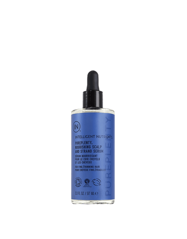 INTELLIGENT NUTRIENTS - PUREPLENTY TM SCALP & STRAND SERUM 有機頭皮滋養生髮精華