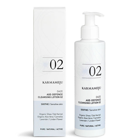 KARMAMEJU DAZE CLEANSING LOTION 02 潔淨乳