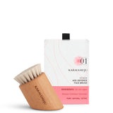 KARMAMEJU RENEW FACE BRUSH 01 面部離子嫩膚刷