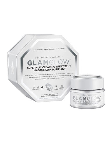 GLAMGLOW - SUPERMUD® CLEARING TREATMENT 無瑕淨透深層清潔面膜