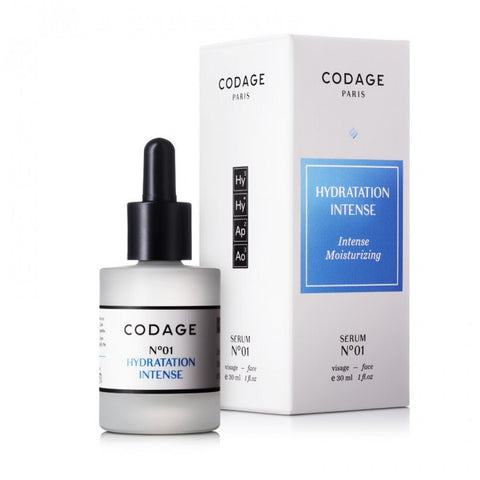 CODAGE SERUM N°01 INTENSE MOISTURIZING 極致保濕精華