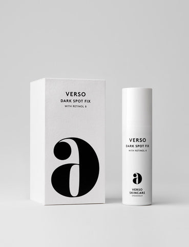 VERSO DARK SPOT FIX WITH RETINOL 8 重點退斑劑