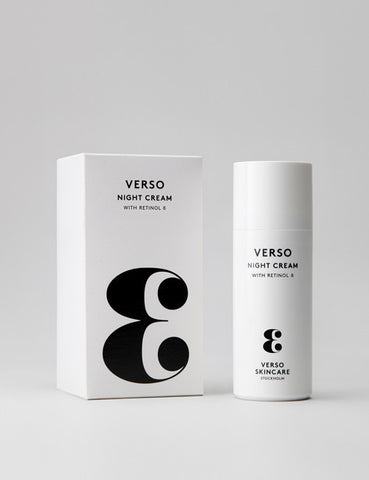 VERSO NIGHT CREAM 晚霜