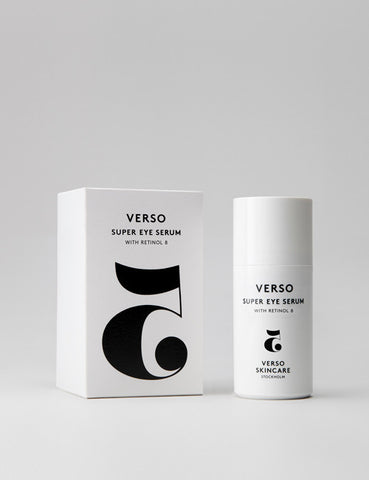 VERSO SUPER EYE SERUM WITH RETINOL 8 眼部精華