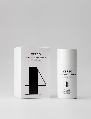 VERSO SUPER FACIAL SERUM 面部精華