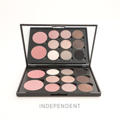 11 Color Palette | Shadows and Blush