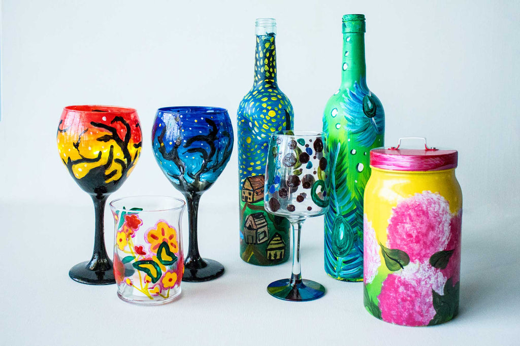 Glass Painting naperville il