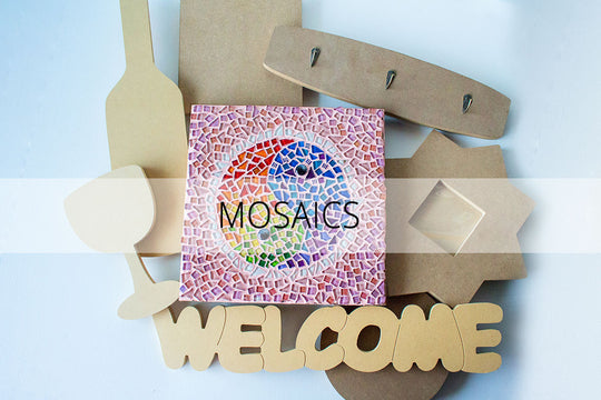 learn to make mosaics