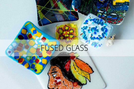 create fused glass