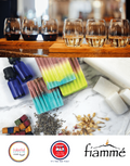 07/25 Artisan Soaps, Wine & Pizza Night with Fiamme, Tuk Tuk  & A Colorful Affair