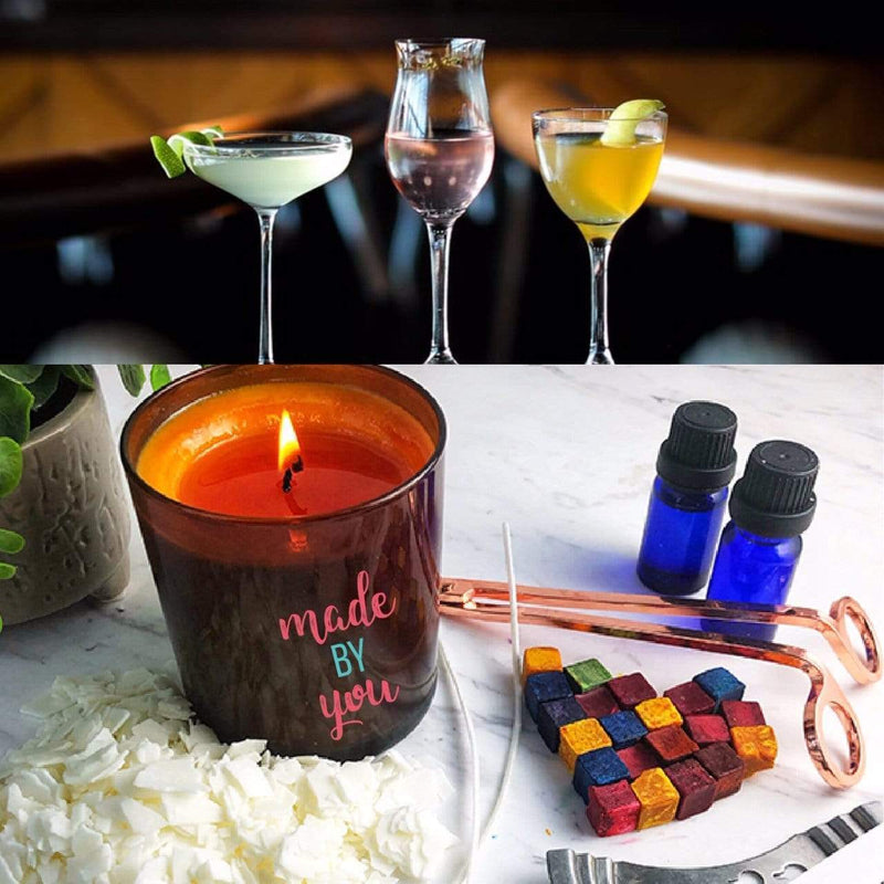 08/22 Candles, Cocktails & Pizza Night with Fiamme, Tuk Tuk  & A Colorful Affair
