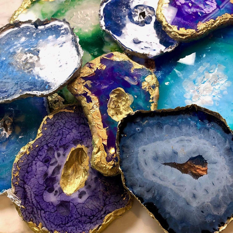 11/22 Resin Geode Making Night