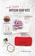 Create Your Own Two Layer Artisan Soap
