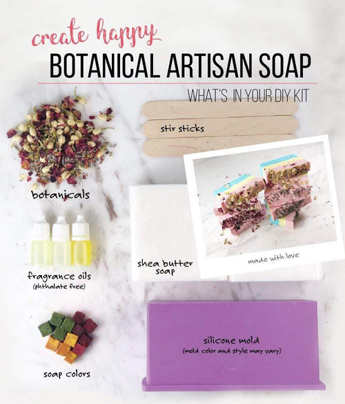 Dreams Are Made Of This Soap Making Kit