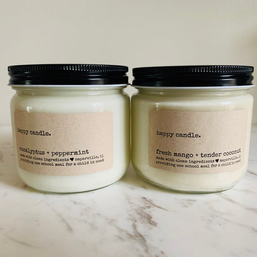 Gift Box: 9 oz. Candles Two Pack