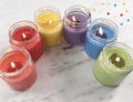 Mini Masons DIY Candle Kit (set of six)