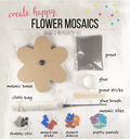 Mosaic Flower DIY Craft Kit