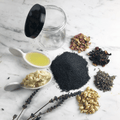 Natural Activated Charcoal Scrub