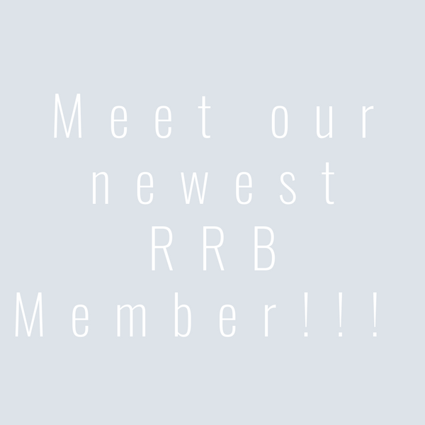 Meet our newest RRB family member!