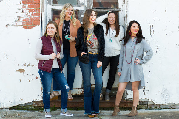 The Ladies of Rebel Roots Boutique