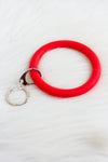 O Bangle Bracelet Key Ring - Rebel Roots Boutique