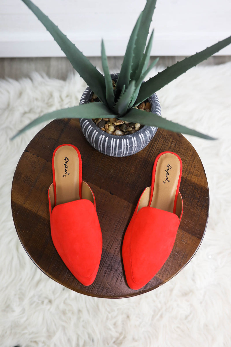 Break The Rules Loafer Mule