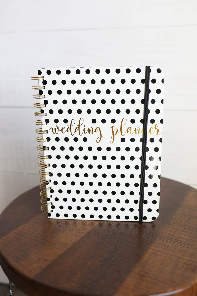 Wedding Planner Polka Dot