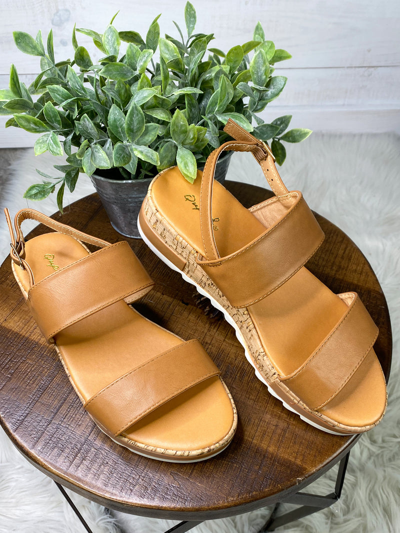Walking Light Summer Sandal