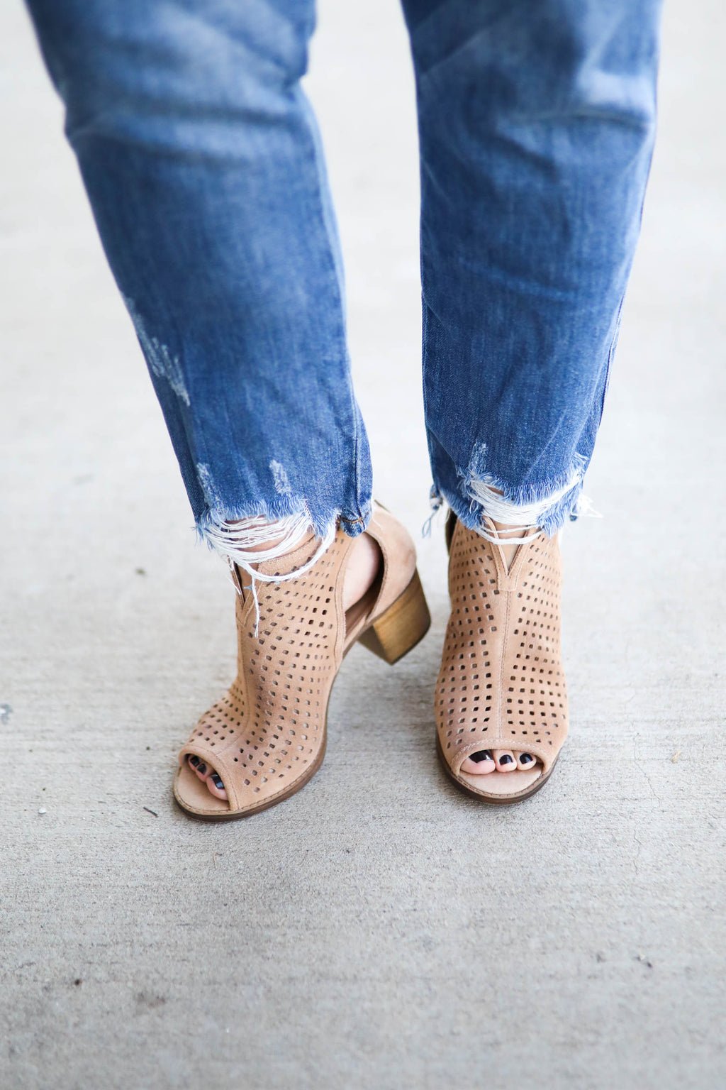 Dirty Laundry Tessa Booties,Shoes - Bootie