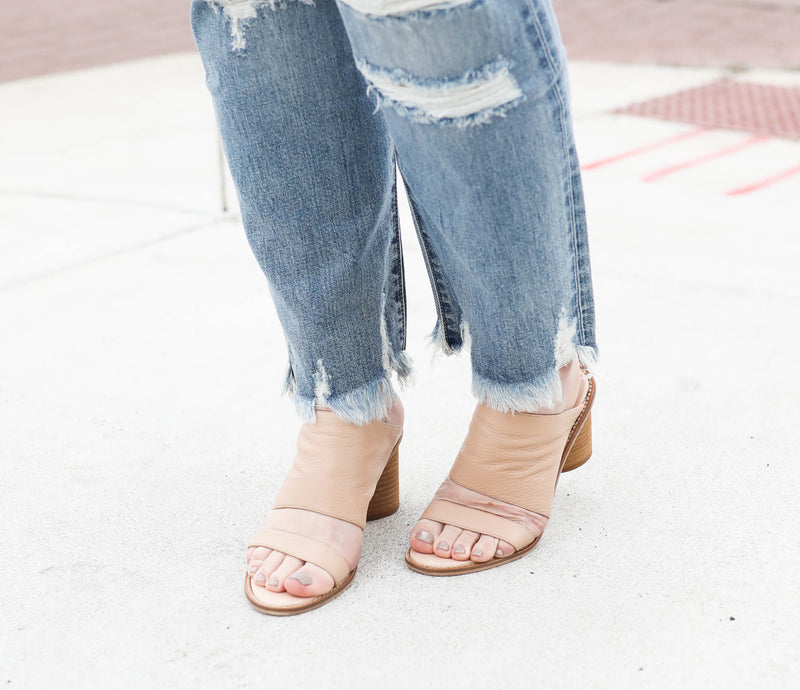 Chinese Laundry Cosmic Slide Sandal,Shoes - Heel