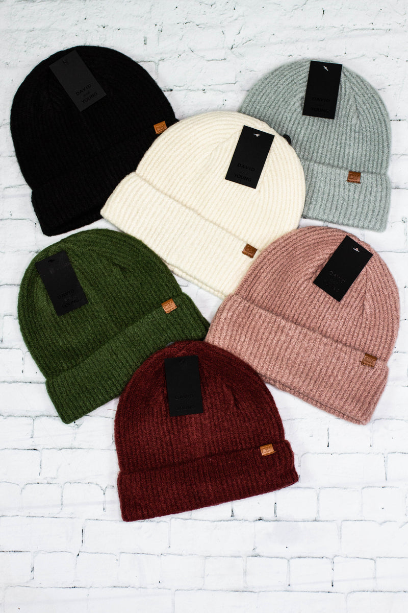 Classic Beanie - Rebel Roots Boutique