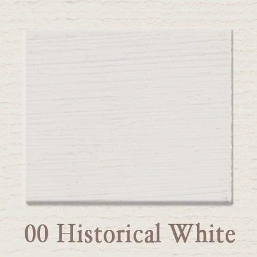 00 Historical White - Painting the Past - Painting the Past - Farben