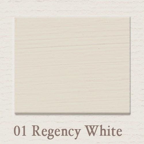 01 Regency White - Painting the Past - Painting the Past - Farben