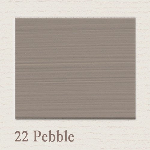 22 Pebble - Painting the Past - Painting the Past - Farben