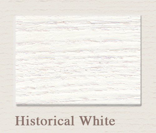 Outdoor-Farbe - Historical White 1ltr. - Painting the Past - Painting the Past - Farben